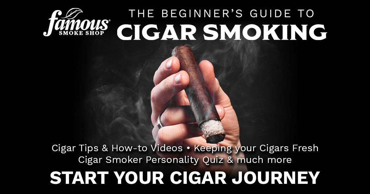 Getting Started With Basic Cigar Knowledge | Learn More