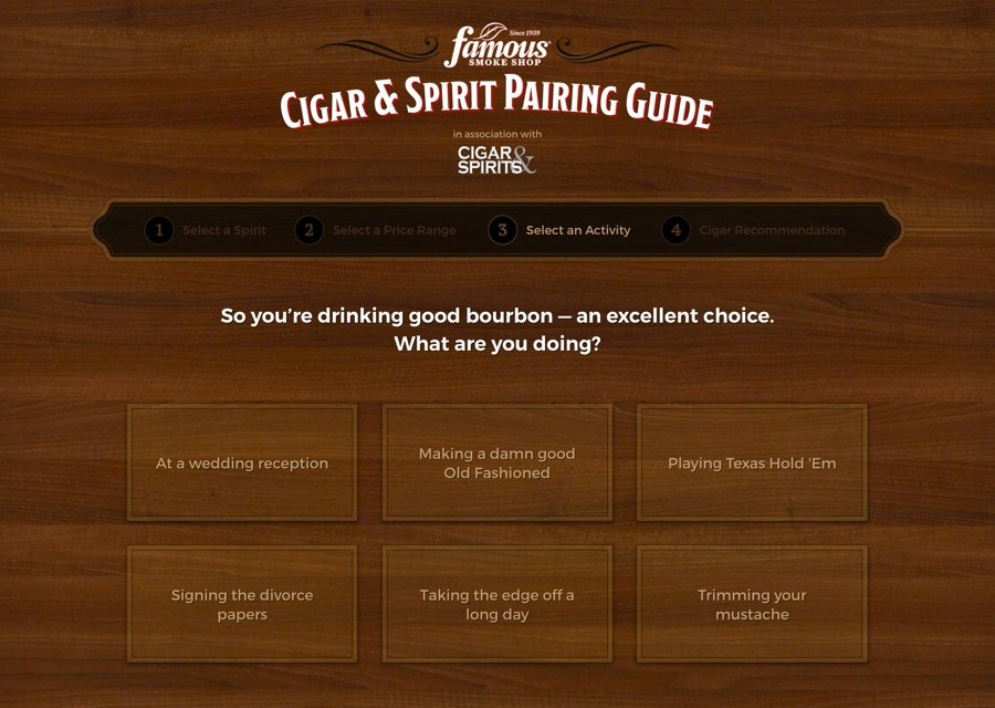 Cigar and Spirit Pairing Guide